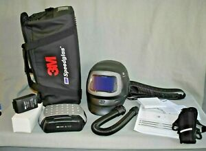 3m 46 1101 30i G5 01 Welding Helmet Kit With Adflo Papr And Carrying Bag