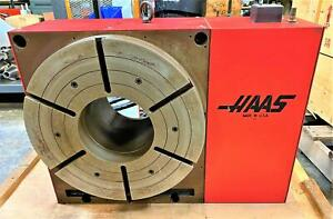 Haas Hrt450 4th axis Rotary Table With Controller