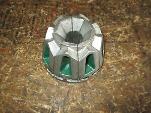 Parker Hydraulic Hose Crimp Die 80c e12 Green 3 4 26 Series Fittings