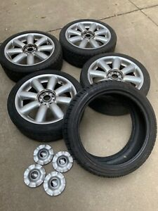 2007 2014 Mini Cooper Wheels Tires Clubman 8 Spoke