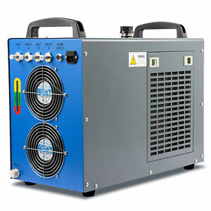 Cw 5202 Industrial Water Chiller For 60 150w Co2 Laser Tubes Factory Equipment