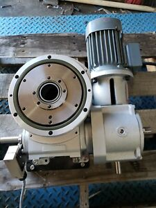Camco 4 Position 601rdm4h24 270 Rotary Indexer Gear Reduction Motor