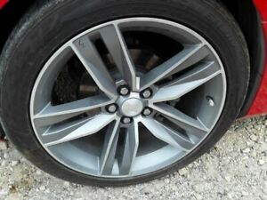 Wheel 20x8 1 2 5 Split Spoke Machined Face Fits 16 18 Camaro 2179890
