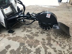 Jenkins Iron Stump Grinder For Skidsteer Loaders 14 25gpm In Stock Free Shipping