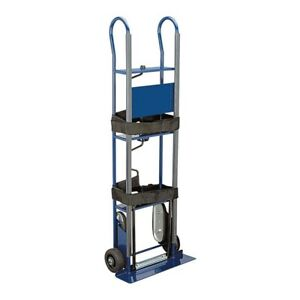 Heavy Duty Industrial 600lb Appliance Hand Truck Dolly Wheels Cart Stair Climber