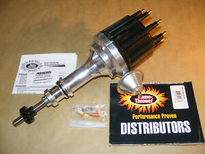 Pertronix D132710 Flame Thrower Ii Billet Distributor Ford 351c 351m 400 460