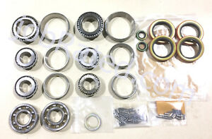 Military Jeep Truck M715 M725 M726 1 1 4ton Transfer Case Master Bearing Set