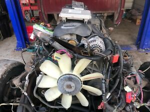 Lq4 6 0 Engine Motor Swap Out Gm Chevy Complete Drop Out Ls Swap 156k Oem