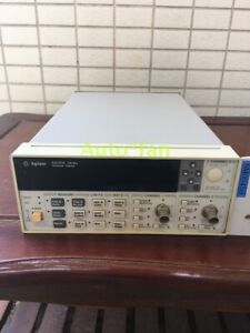 1pc For Used Agilent 53131a 225 Mhz Universal Counter
