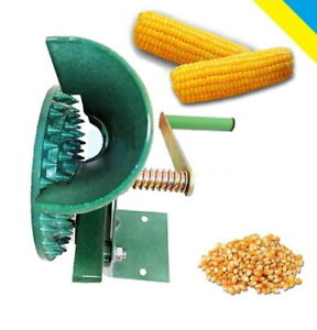 Feed Mill The Manual Corn Crusher Is Designed To Remove Grains From The Corn Cob