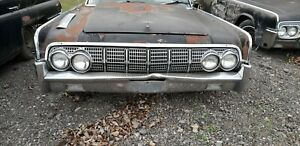 1964 64 Lincoln Continental 4 Door Sedan Parts Doors Interior Hood Engine Trans