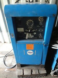 Miller 330 A bp Portable Ac dc Tig stick Welder