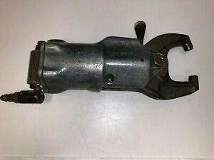 Chicago Pneumatic Cp 214 Rivet Squeezer Aircraft Mechanic Tool Tested
