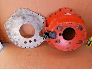 Lakewood Steel Scatter Shield Bellhousing Chevy 11 Clutch Explosions Proof Sfi