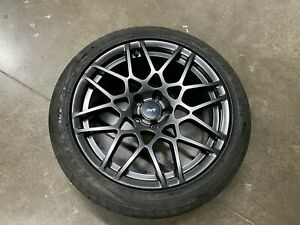 2013 2014 Ford Mustang Shelby Gt500 19x9 5 Wheel Rim Tire Goodyear Oem