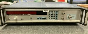 Eip 545 Microwave Frequency Counter Options 5 W 10