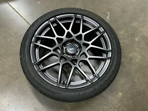 2013 2014 Ford Mustang Shelby Gt500 20x9 5 Wheel Rim Tire Goodyear Oem