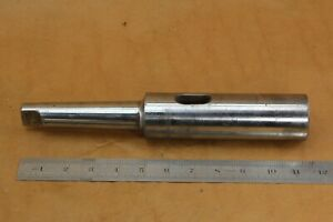 Cleveland Morse Taper Male Extension 4 Mt To 4 Mt Morse Taper