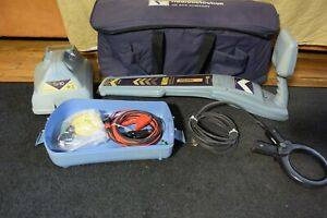 Radiodetection Locator Set Modei Rd8000 Pdl Locator Wand And Tx10 Transmitter