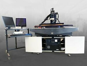 Just Reduced J mar Optical Measurement System Cmm W Granite Isolation Table