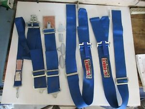 Racing Harness 5 Point G Force
