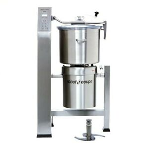 Robot Coupe Blixer60 60 Qt Commercial Food Blender Mixer With Timer 16 Hp