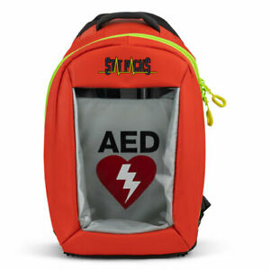 Statpacks G4 Vivo Aed Sling Bag Red yellow G46000re