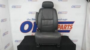 2003 04 Toyota Tundra Driver Left Front Seat Gray Leather Limited Power