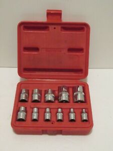 Mac Tools Torx Socket Set Smxve11b 11 Pcs