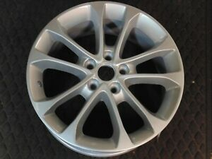 2019 2020 Ford Fusion 17 Wheel 10205 Rim Silver Painted Factory Oem Ks7c1007a1a