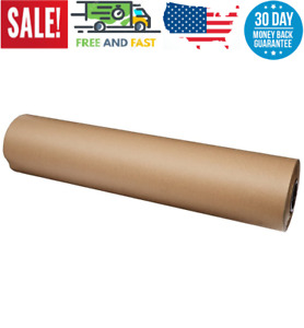 kraft Paper Roll 30 X 2400 Inch Brown Craft Paper Table Cover Packing