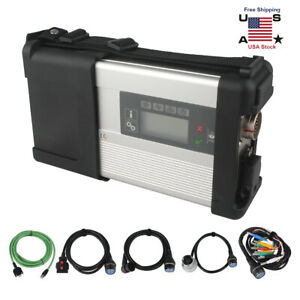 Mb Star Mb Sd C5 Connect Compact4 Multiplexer Diagnostic Tool For Mercedes Benz