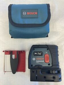 Bosch Gpl5 Five Point Self leveling Alignment Laser