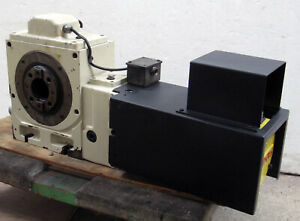 Fanuc Ct 50 Taper Rotary Table 4th axis For Cnc Milling Vertical Machining