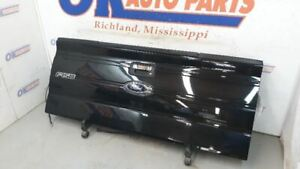 14 Ford F150 Complete Oem Rear Tailgate With Camera And Step Black