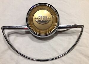 1949 50 Ford Steering Wheel Horn Ring P n 8a 3625