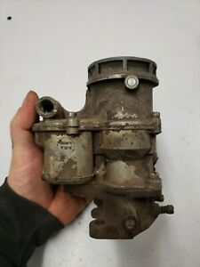 Ford Model 7rt Carburetor Holley 94 11a