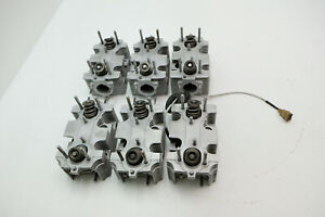 Porsche 964 Carrera 2 4 Cylinder Heads 6 Piece Original