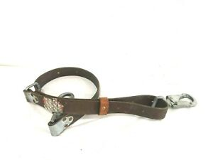 Buckingham Lineman Tree Climbing Belt D99 Used