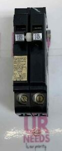 Crouse hinds Type Mh Mh215 2 Pole 15 Amp 240v Side Mount Circuit Breaker