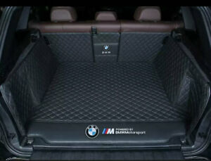 For Bmw X1 X2 X3 X4 X5 X6 X7 2000 2021car Trunk Mat