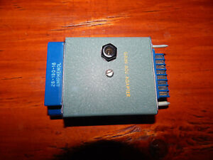 Tektronix Gain Adjust Plug in Extension For Svcing 500 600 Series Scope Plug ins