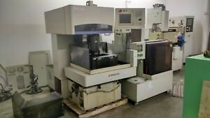 Wire Edm Mitsubishi Ra90 In Great Condition little Use Must Sell