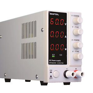Mini Lab Bench Switching Regulated Power Supply Dc Power Supply Variable 60v 5a