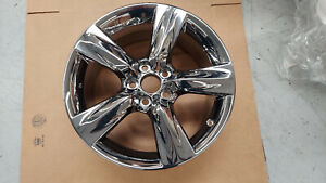 Lexus Is200t Is250 Is350 Pvd Chrome Wheel Oem New 18x8 Front 2014 2016