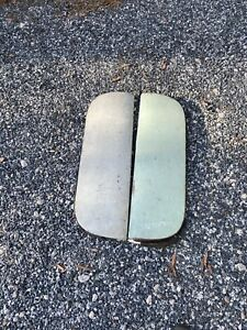 1953 1954 Chevrolet Belair Passenger Car Fender Skirts Oem