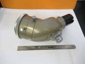 Vickers England Polarization Tubus Conoscop Microscope Part As Pictured 50 a 71
