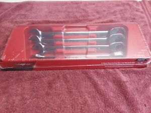 Snap On Tools 4pc Ratcheting Box End Wrench Set Sae 13 16 1 Oxr704 Sealed New