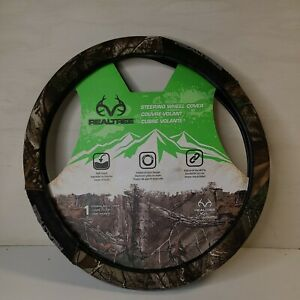 Steering Wheel Cover Signature Products Camouflage Realtree Xtra