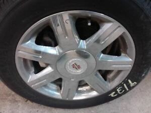 Wheel 17x7 7 Spoke Chrome Opt Pa2 From Vin 7u155310 Fits 07 Dts 987314
